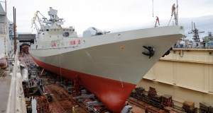"""Новейший фрегат """"Адмирал Макаров"""" войдет в состав Черноморского флота"""