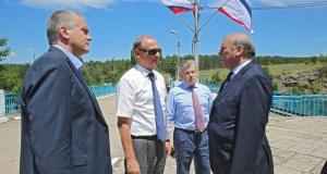 Николай Патрушев провёл выездное совещание в Крыму