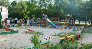 """Марафон """"Чистый двор - уютный город"""" в Евпатории завершён. Итоги подведут 17 июня"""