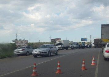ДТП в Крыму: 31 мая. Лобовая с КАМАЗом - водитель большегруза ни при чём!