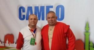 Чемпионом России по борьбе самбо стал крымчанин Алексей Ростовцев