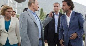 Сергей Аксёнов: «Президент держит под личным контролем реконструкцию «Артека»