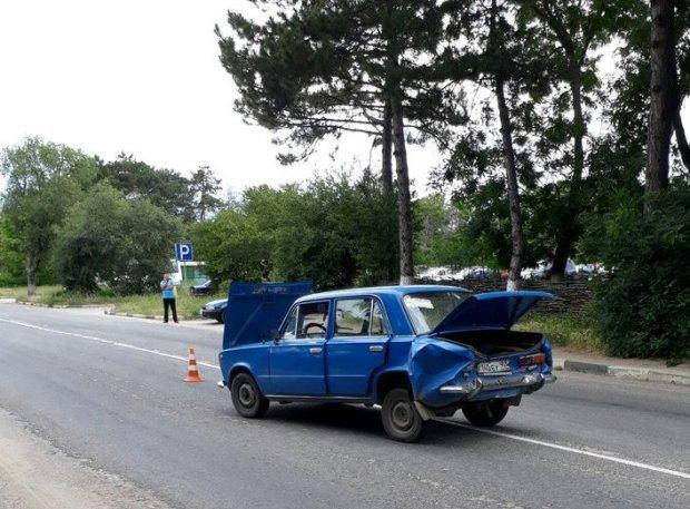 ДТП в Крыму: 16, 17 и 18 июня