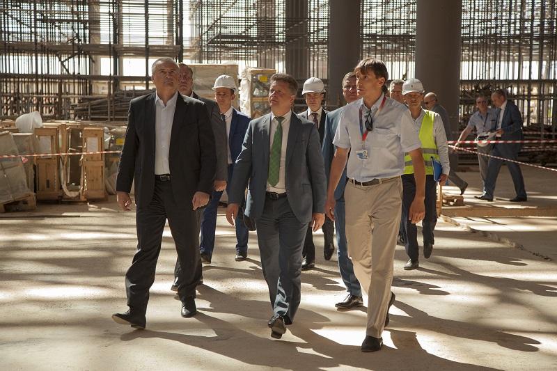 Министр транспортаРФ: Новый терминал аэропорта «Симферополь» будет символом