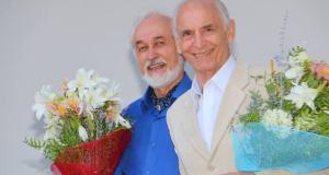 Никитский ботанический сад встретил Василия Ланового и Константина Фролова