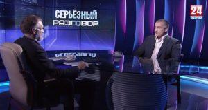 В четверг вечером Сергей Аксёнов – в прямом телеэфире