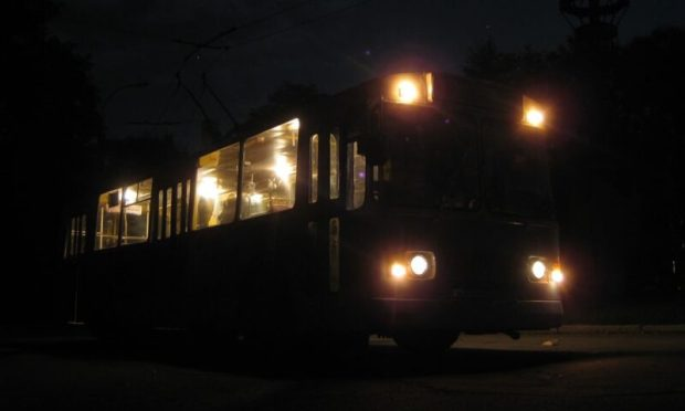 В Симферополе запустили ночной троллейбусный маршрут
