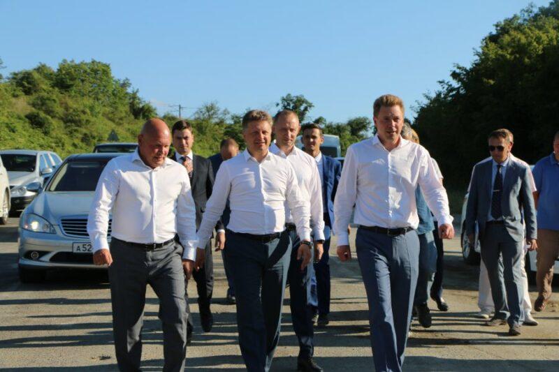Минтранс вернулся кпроекту гражданского сектора аэропорта «Бельбек»