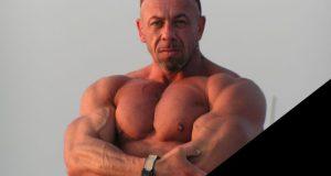 Ушел из жизни крымский бодибилдер Михаил Бекоев
