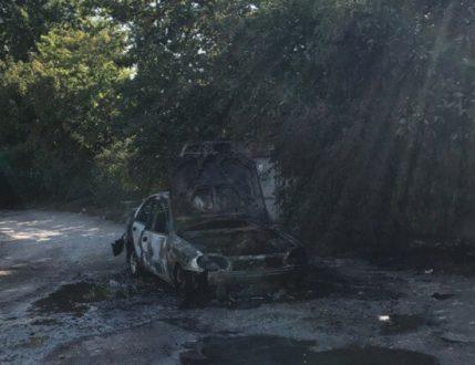 В Крыму все чаще горят автомобили. И это не намеренные поджоги