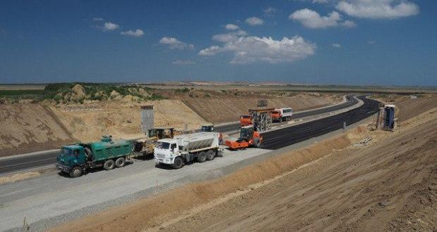 Часть федеральной трассы «Таврида» уже готова