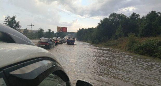 Потоп в Крыму. 18 августа многие запомнят надолго