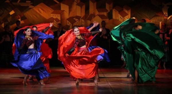 В Севастополе театру танца присвоили имя Вадима Елизарова