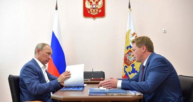 О чем говорил Путин в Севастополе. Генплан, военные пенсии и состояние дорог и фасадов