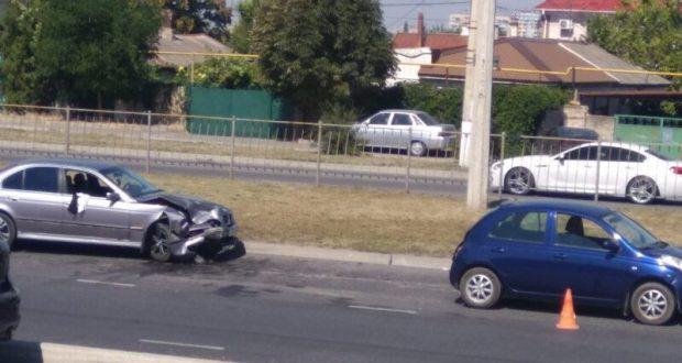 ДТП в Крыму: 9 августа. Причина большинства аварий - неправильная оценка дорожной ситуации