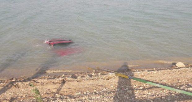 В Белогорском водохранилище утонули Жигули