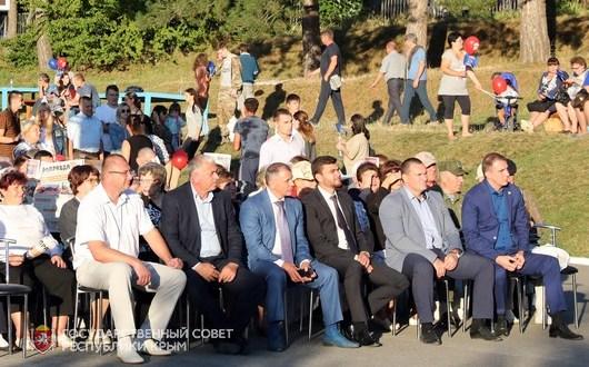 В Бахчисарайском районе отметили День поселка Научный