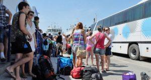 Министр: 4,5 миллиона туристов отдохнуло в Крыму в этом году