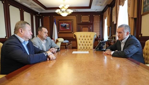 Первые задачи для нового министра транспорта Крыма