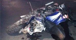 ДТП под Керчью 29 сентября. Погиб мотоциклист, только прибывший в Крым на пароме