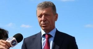 Вице-премьер Дмитрий Козак проверял реализацию ФЦП в Севастополе