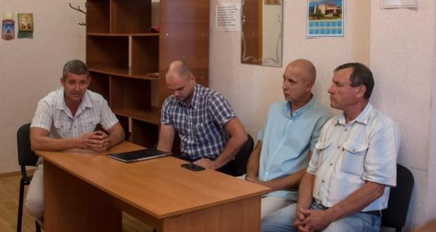 Жилищный конфликт в Балаклаве закончился перемирием