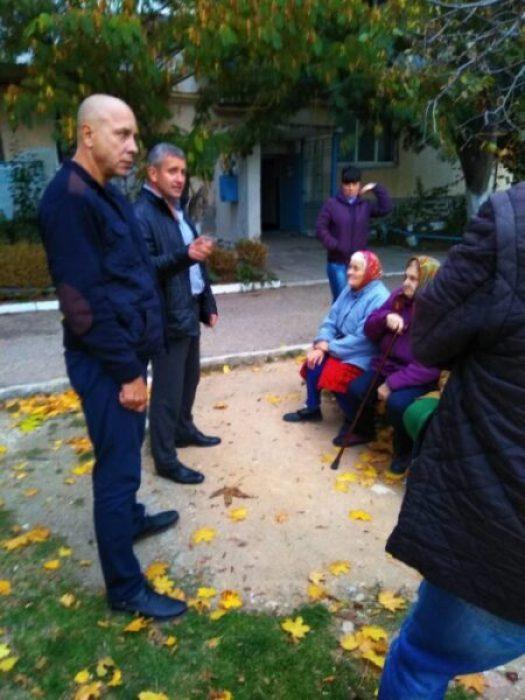 Серьезный разговор о безопасности в Балаклаве