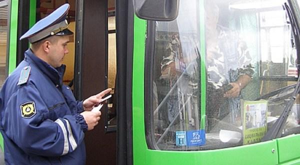 Крымская ГИБДД подводит итоги мероприятия по снижению аварийности на пассажирском транспорте