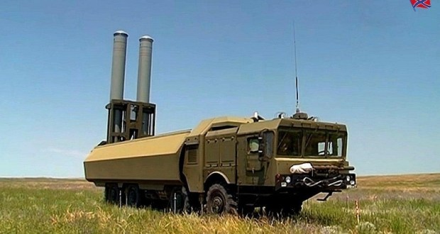 На учениях в Крыму успешно «отстрелялись» ракетные комплексы «Бал» и «Бастион»