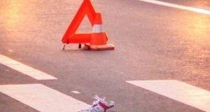 Жуткое ДТП под Севастополем. Цементовоз сбил на пешеходном переходе детей