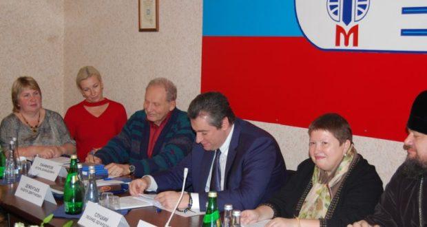 Севастопольский «Доброволец» как часть самого значимого Международного Общественного Фонда