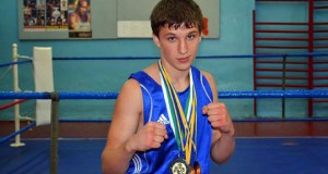 Крымчанин Вадим Кудряков стал Чемпионом России по боксу