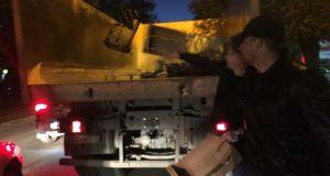В Симферополе провели ночной рейд, направленный на ликвидацию стихийной торговли