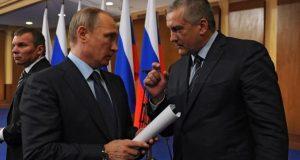 Владимир Путин отмечает День рождения. Глава Крыма поздравления в адрес Президента РФ направил