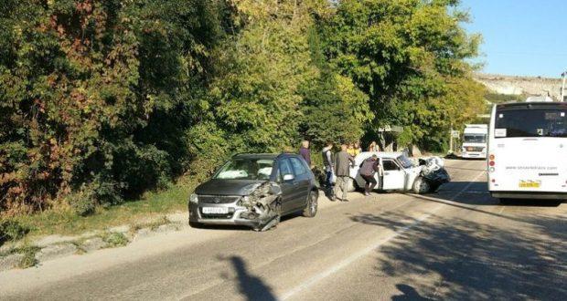 ДТП в Крыму: 3 октября. Сбивали пешеходов...