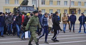 Осенний призыв: на службу в Крым отправят две тысячи новобранцев