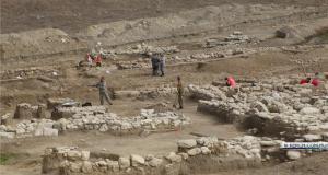 Под Керчью археологи изучают древнее поселение крымских татар