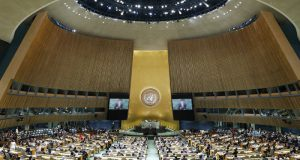 """ООН утвердила резолюцию о нарушениях прав человека в Крыму (+ полный список стран - """"против"""")"""