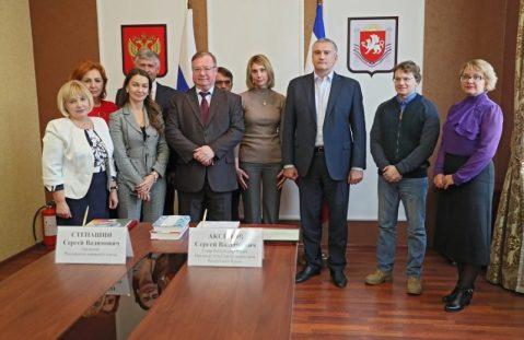 Совет министров Крыма и Российский книжный союз подписали Соглашение о сотрудничестве