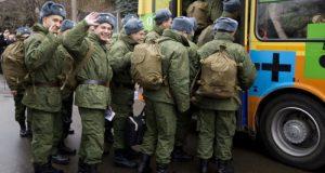 Этой осенью служить отправятся две тысячи крымских призывников