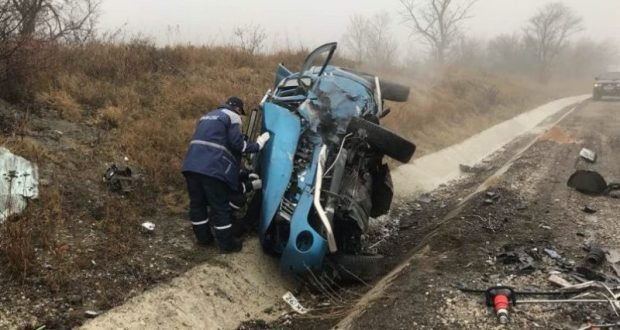 ДТП в Крыму: 29 ноября