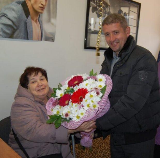 Социальной парикмахерской Севастопольского Общественного Движения «Доброволец» - один год