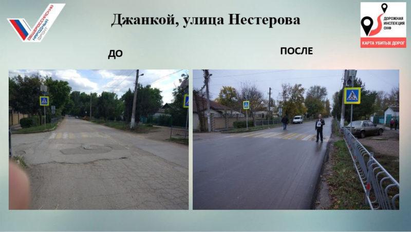 «Убитые» дороги Крыма заняли второе место врейтинге ОНФ