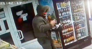 Вооруженное ограбление в Феодосии