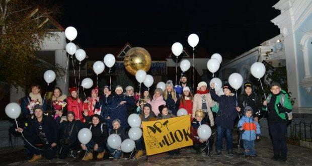 """Юные актёры театра """"Золотой ключик"""" отмечают Всероссийский «ТриумF»!"""