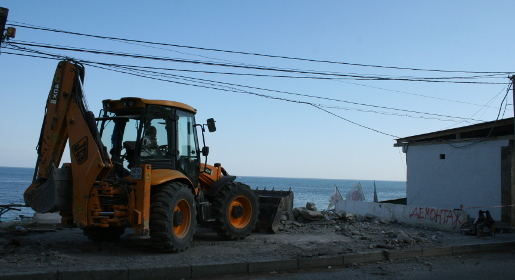 Что будут сносить в крымских приморских городах и поселках