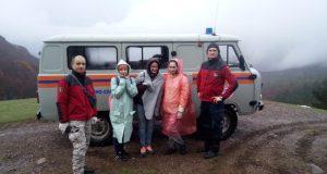 За прошедшие сутки спасатели «КРЫМ-СПАС» трижды оказывали помощь в горно-лесной зоне