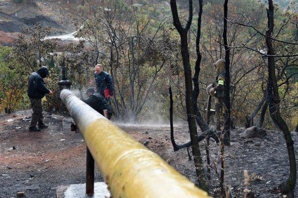 «Крымгазсети»: поселки Южнобережья снова с природным газом