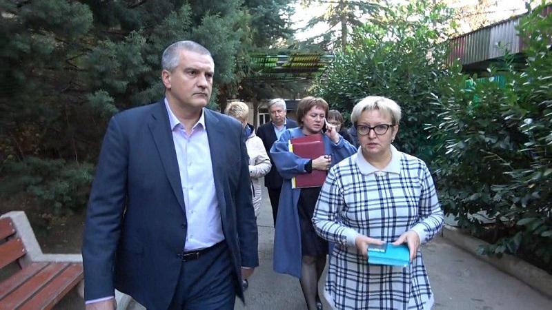 ВКрыму собираются сократить замглавы администрации Ялты ируководителя Фороса