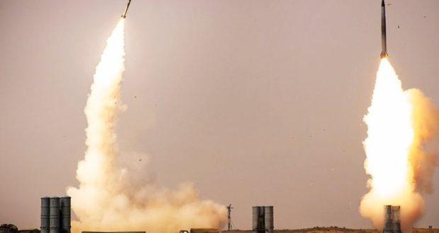 Зенитные ракетные системы С-400, предназначенные для Крыма, прошли «обкатку» первыми стрельбами